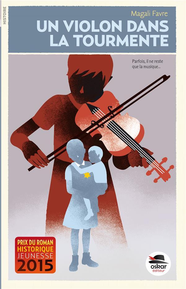 un violon dans la tourmente
