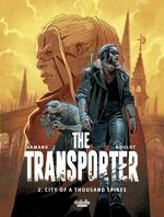 Vente Livre Numérique : The Transporter - Volume 2 - City of a Thousand Spires  - Tristan Roulot