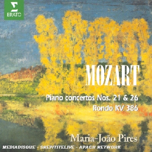 Concertos Pour Piano N° 21 & 26; Rondo Kv 386