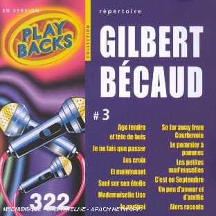 Gilbert Bécaud 3