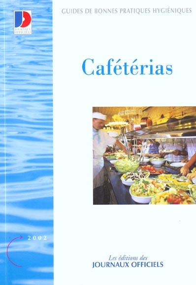 Cafétérias (édition 2002)