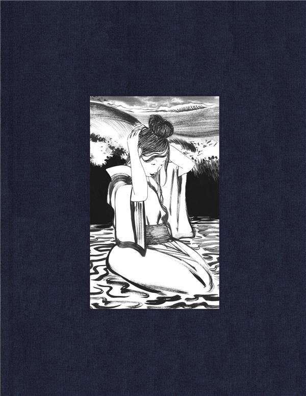 la jeune femme et la mer / edition speciale, edition de luxe (noir & blanc)