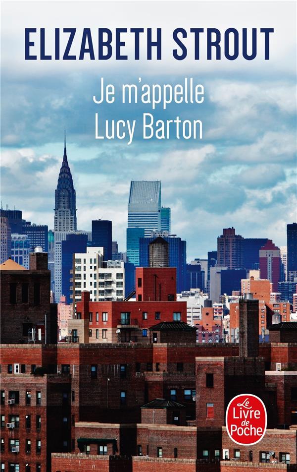 Je m'appelle Lucy Barton