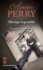 Couverture de Mariage impossible
