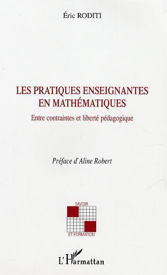 Les pratiques enseignantes en mathématiques