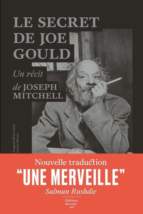 Vente Livre Numérique : Le Secret de Joe Gould  - Joseph Mitchell