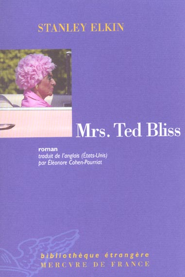 Mrs ted bliss