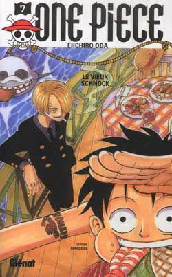 One Piece T.7 ; Le Vieux Schnock