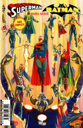 Superman & Batman T.9