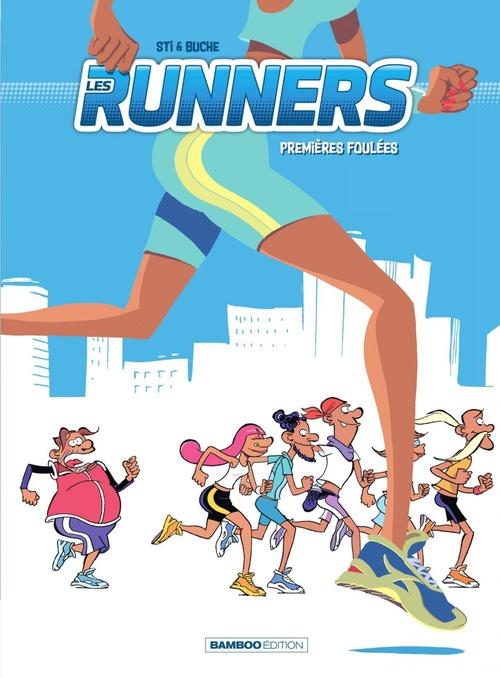 Les Runners - Tome 1  - Sti  - Buche