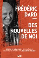 Vente Livre Numérique : Des nouvelles de moi  - Frédéric Dard