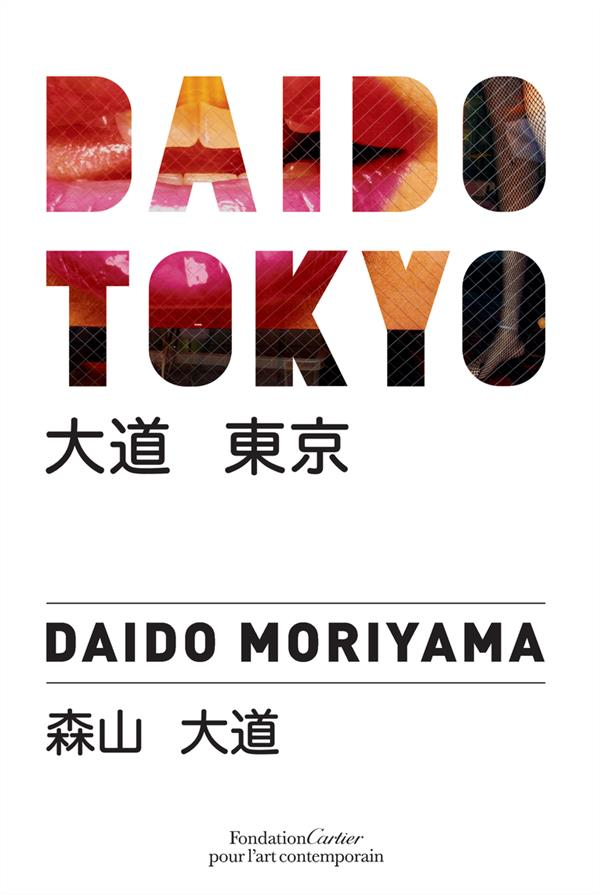 Daido Moriyama, Tokyo color