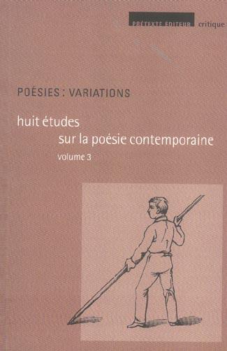Poesies:variations t 3