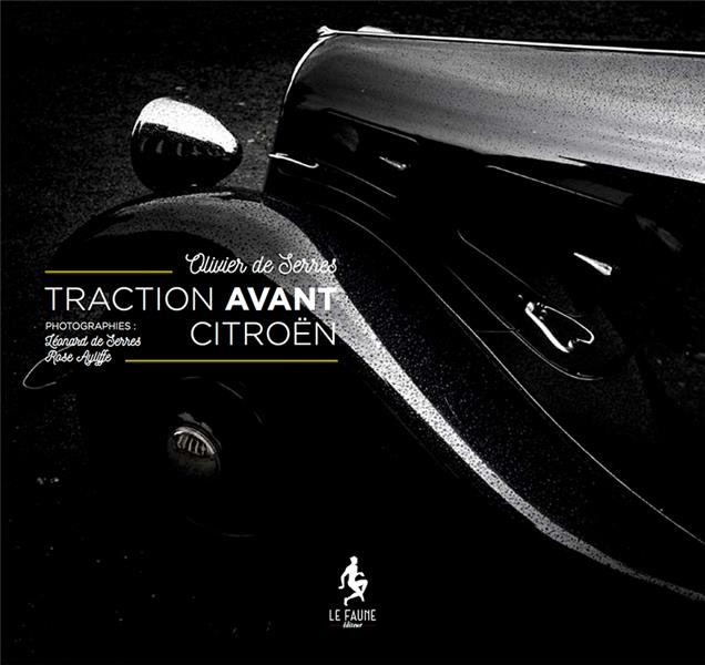 Traction avant Citroën