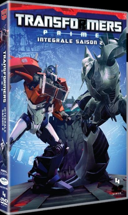Transformers Prime - Intégrale Saison 2