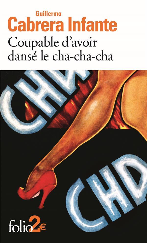 Coupable d'avoir dansé le cha-cha-cha