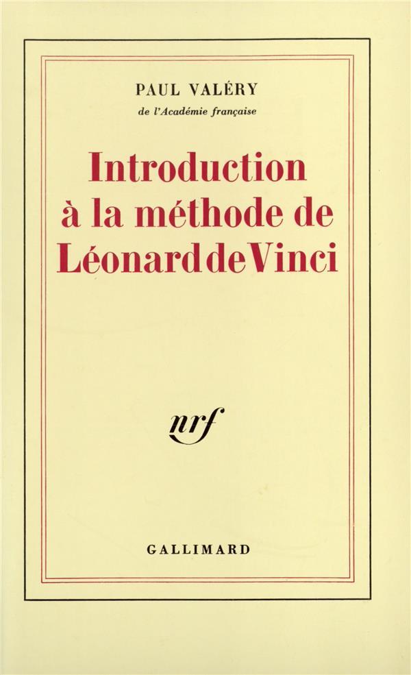 Introduction a la methode de leonard de vinci 1894 - (1894)