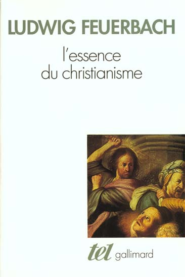 L-ESSENCE DU CHRISTIANISME