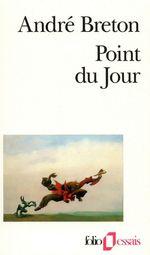 Vente Livre Numérique : Point du Jour  - André BRETON