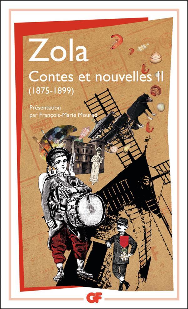Contes et nouvelles t.2 ; 1875-1898