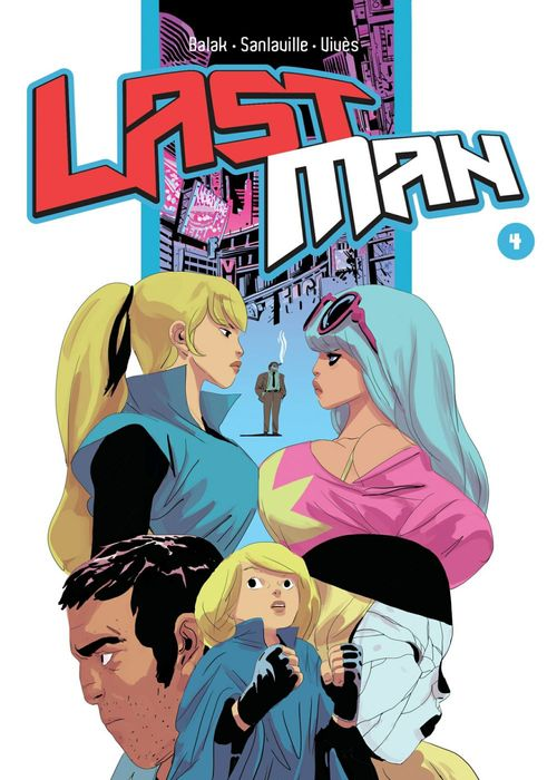 Lastman T.4