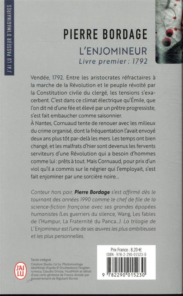 l'Enjomineur t.1 ; 1792