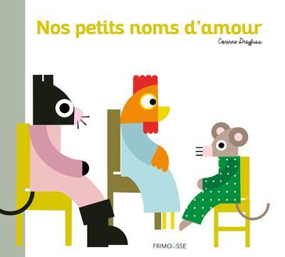 NOS PETITS NOMS D'AMOUR