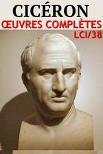 Vente EBooks : Cicéron - Oeuvres complètes  - CICERON