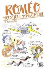 Vente EBooks : Roméo, moustique sympathique - Lecture roman jeunesse humour amour - Dès 8 ans  - Luc Blanvillain