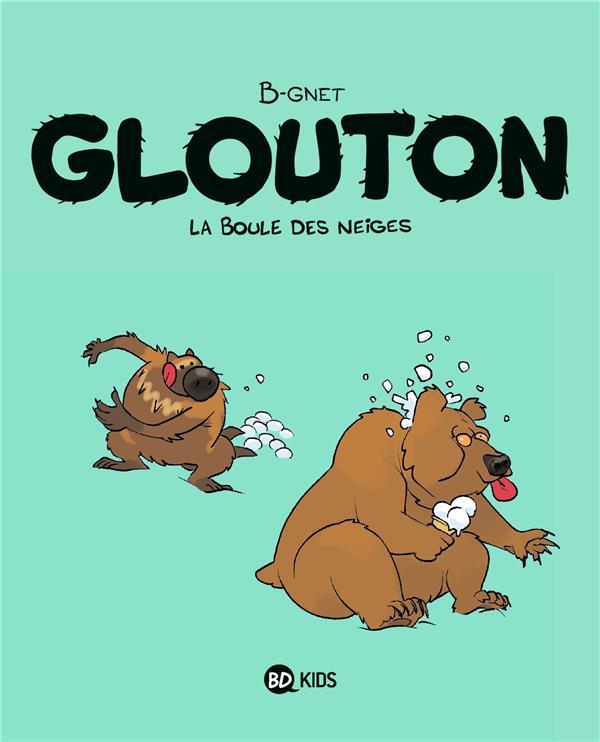 Glouton t.2 ; la boule des neiges