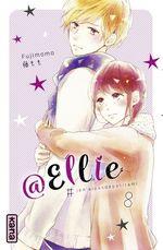 Vente Livre Numérique : @Ellie #je n'ai pas besoin de petit ami T.8  - Momo Fuji