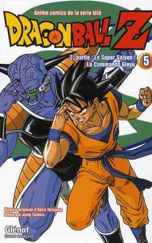 Dragon Ball Z ; Cycle 2 T.5