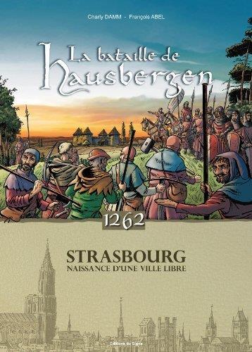 La bataille d'Hausbergen en BD