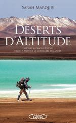 Vente EBooks : Déserts d'altitude  - Sarah MARQUIS