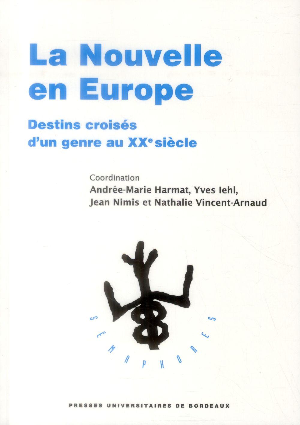 Nouvelle en europe