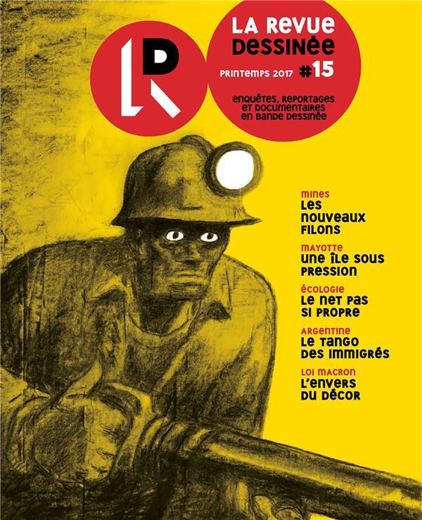La revue dessinee n.15