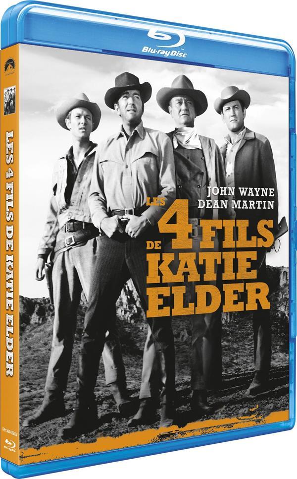 Les 4 fils de Katie Elder