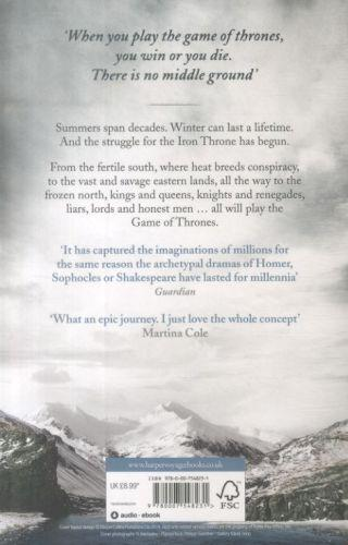 A GAME OF THRONES - A SONG OF ICE AND FIRE: BOOK 1