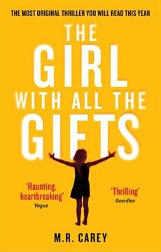 THE GIRL WITH ALL THE GIFTS - FILM TIE-IN