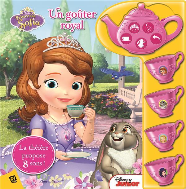 Princesse Sofia ; un goûter royal