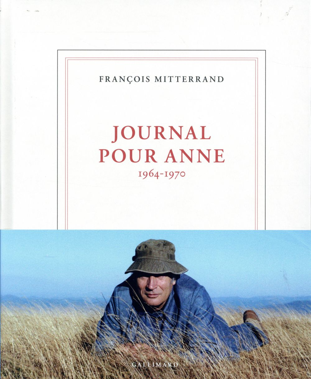 Journal pour Anne ; 1964-1970