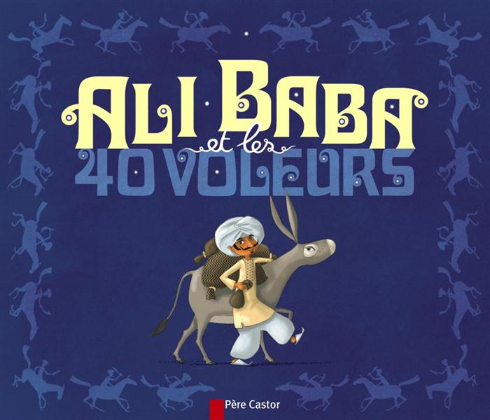 Ali baba et les 40 voleurs
