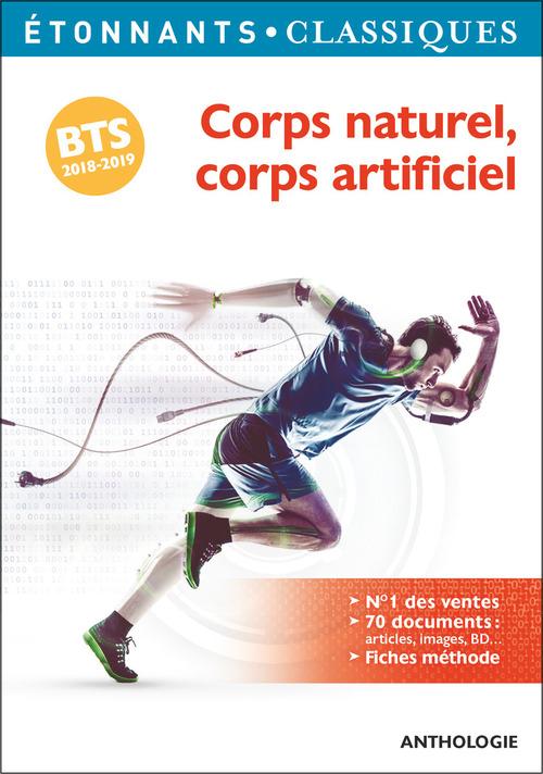 Corps naturel, corps artificiel ; BTS 2018-2019