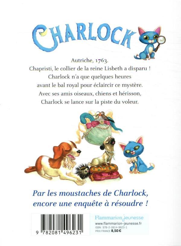 Charlock t.3 ; l'affaire du collier