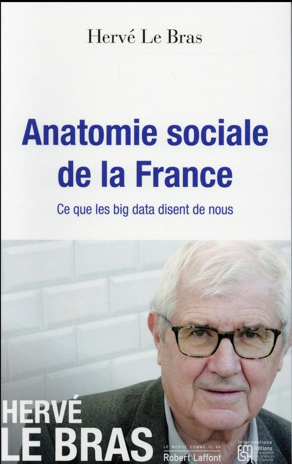 anatomie sociale de la France