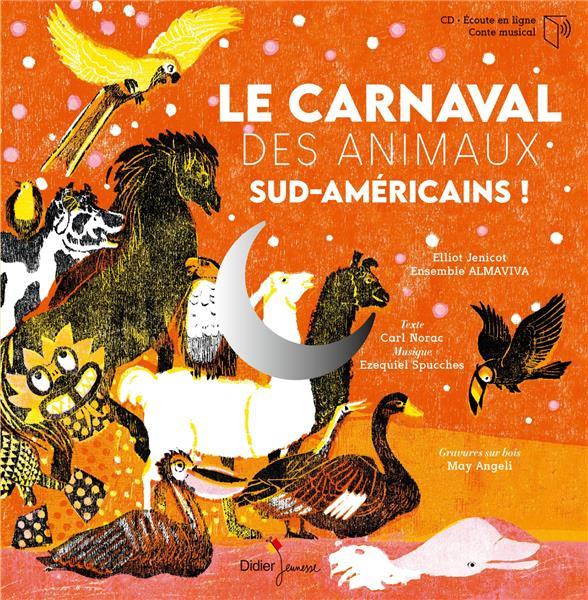 Le carnaval des animaux sud-américains !
