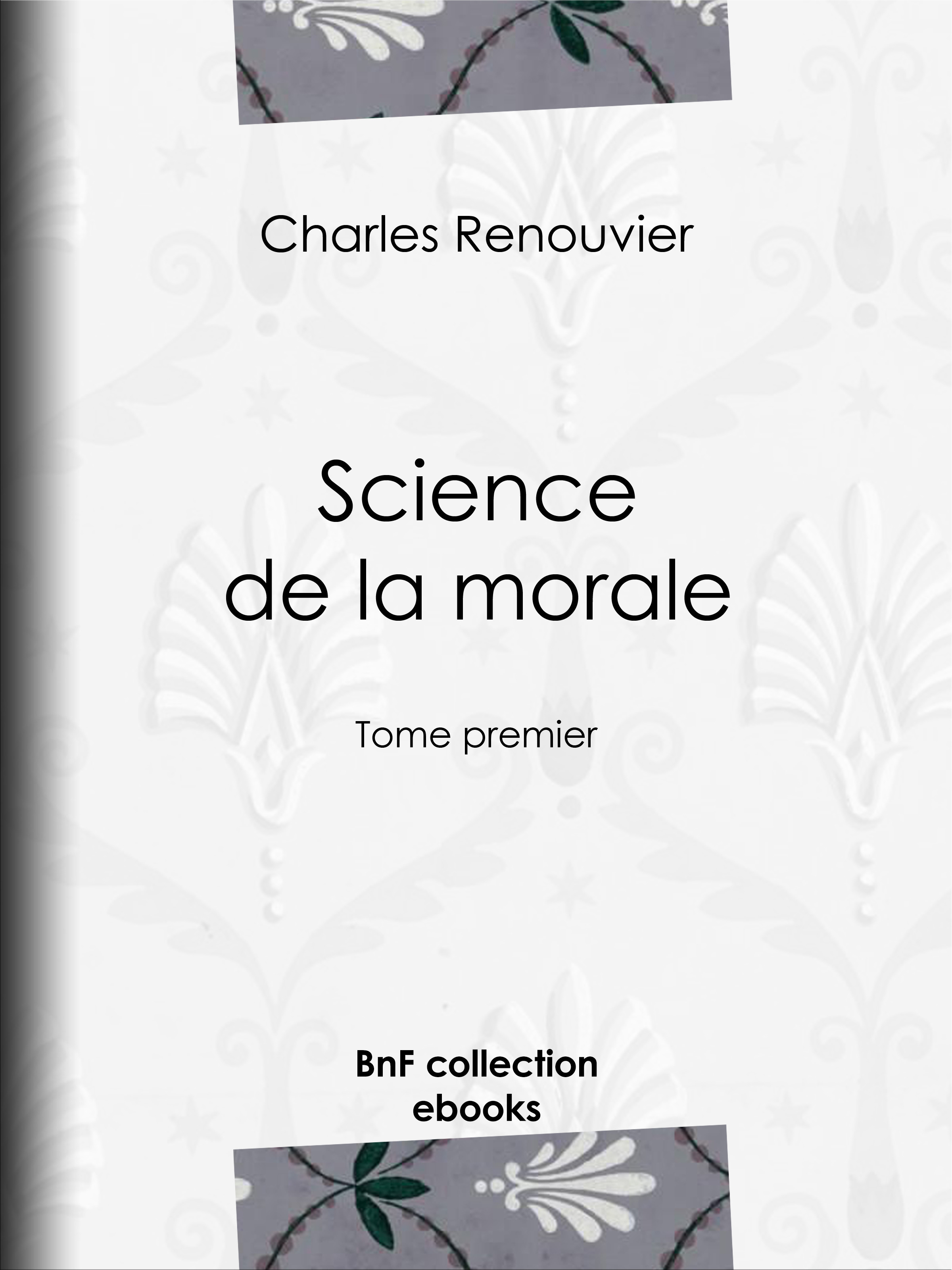 Science de la morale