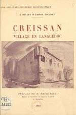 Creissan : village en Languedoc