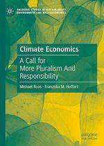 Climate Economics  - Franziska M. Hoffart - Michael Roos