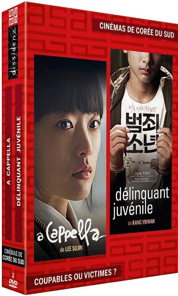Cinémas de Corée du Sud : A Cappella + Délinquant juvénile